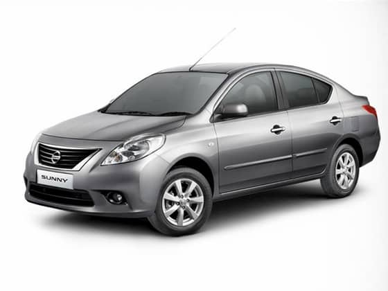Nissan Sunny Monthly Rental Cars in Dubai, UAE
