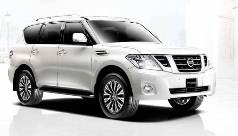 Nissan Patrol 2015 Rental Services in Dubai, UAE