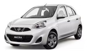 Nisaan micra Rent a car Dubai, UAE