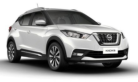 Hire Nissan Kicks from Dubai Airport
