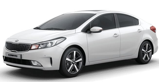 Kia Cerato Rental Monthly in Dubai, UAE
