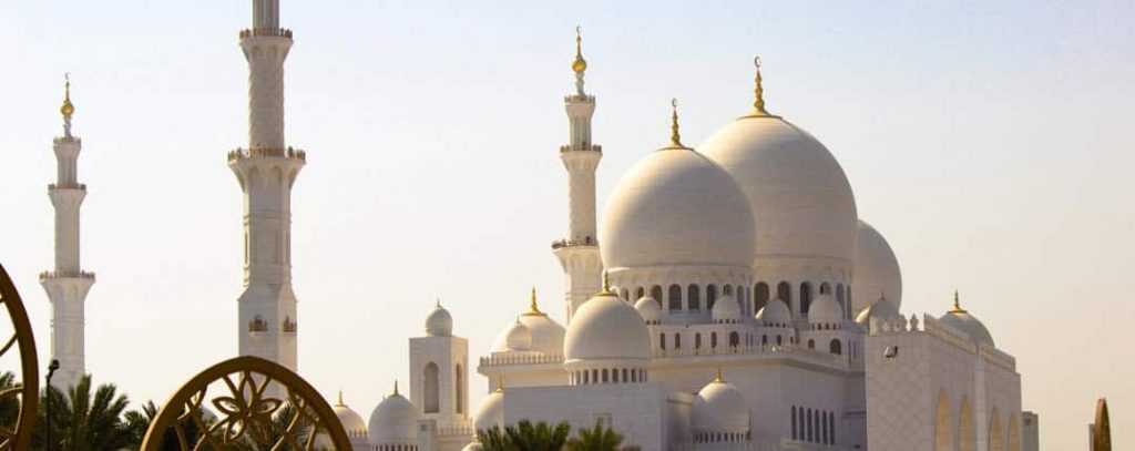 THE GRAND MOSQUE DUBAI